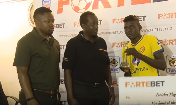 Attackers Dominate Uganda Premier League Awards